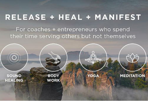 Release + Heal + Manifest